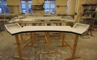 Производство столешниц из искусственного камня